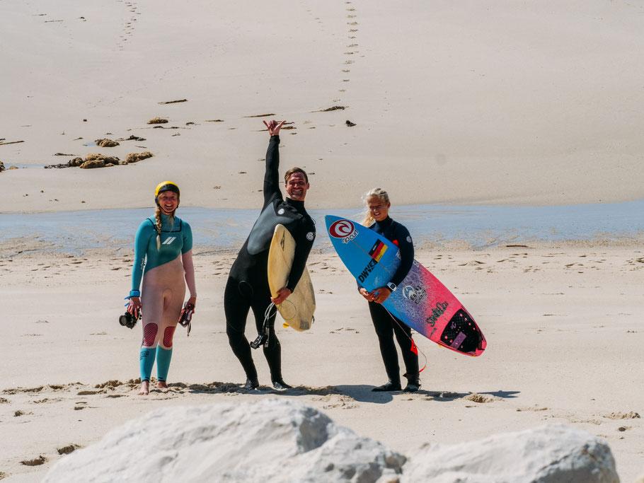 Minion-Me, Martin Walz ProPerformace SurfCoaching, Rosina Neuerer