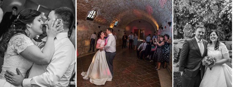 Fotógrafos de bodas en Madrid. Fotos del baile de boda