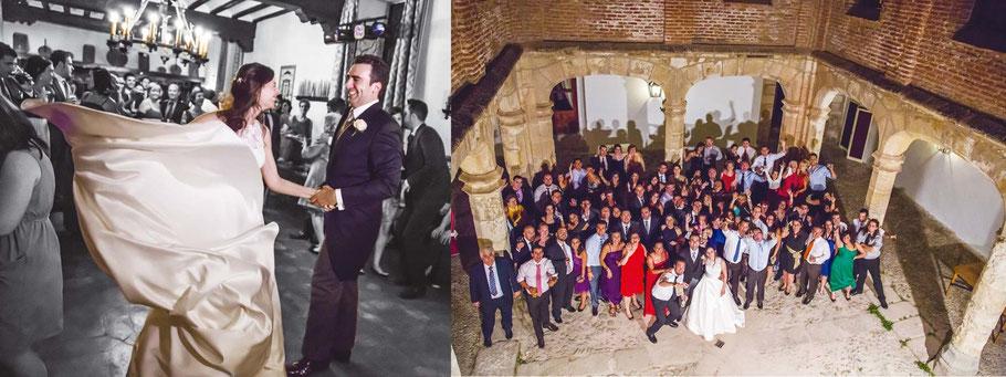 Fotógrafos de bodas en Madrid