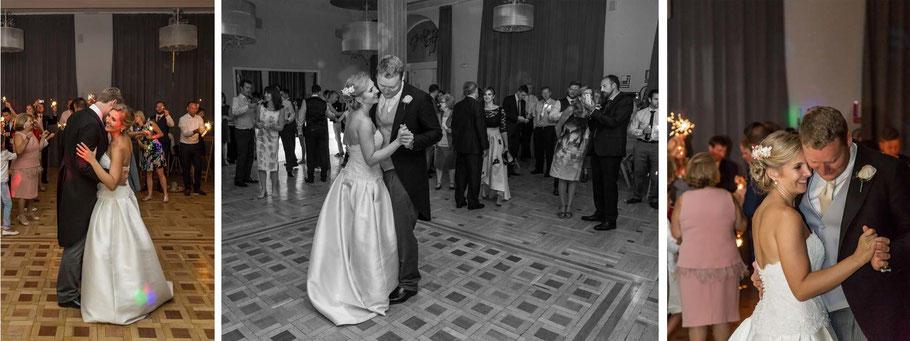 Fotógrafos de bodas y vídeos en Madrid. Fotos del baile de boda