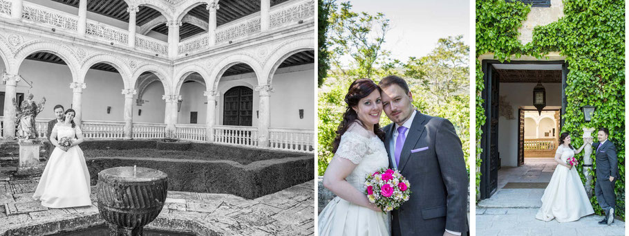 Fotógrafos de bodas Madrid