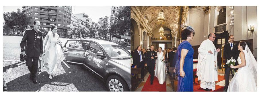 Fotógrafos para bodas en Madrid