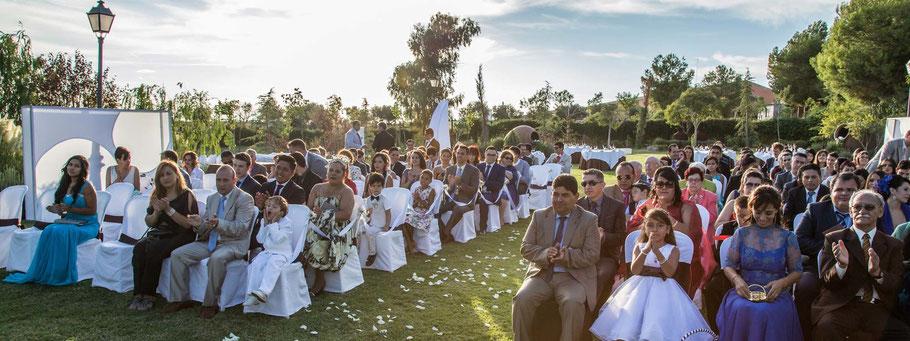Fotógrafos de bodas y vídeo Madrid