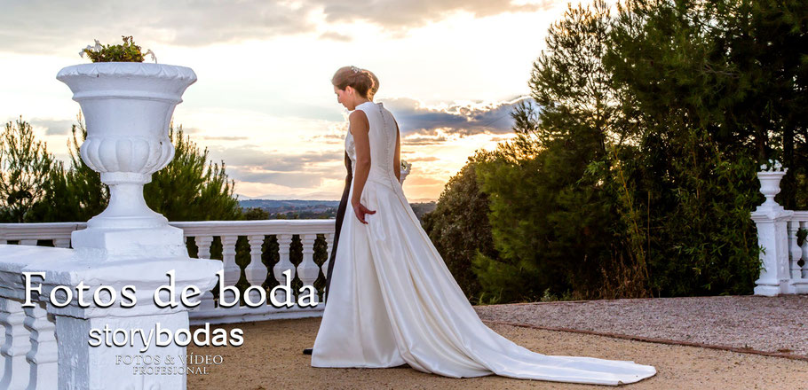 Fotos de boda en Madrid