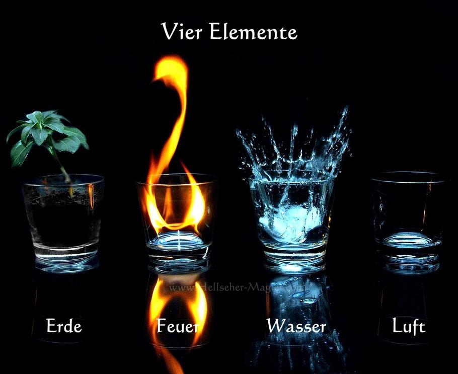 Spiel Feuer Wasser Luft