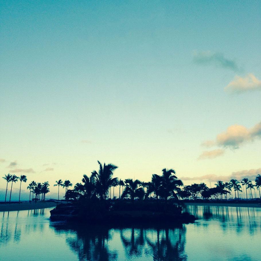 Duke Kahanamoku Beach & Lagoon, Oahu