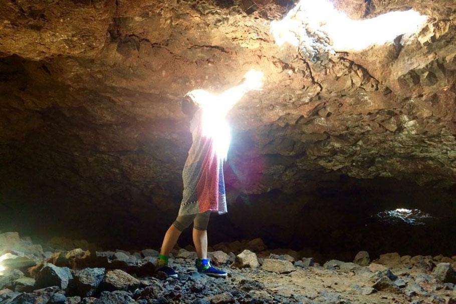 Aura Cave, Kalahuipuaa(Mauna Lani), Big Island
