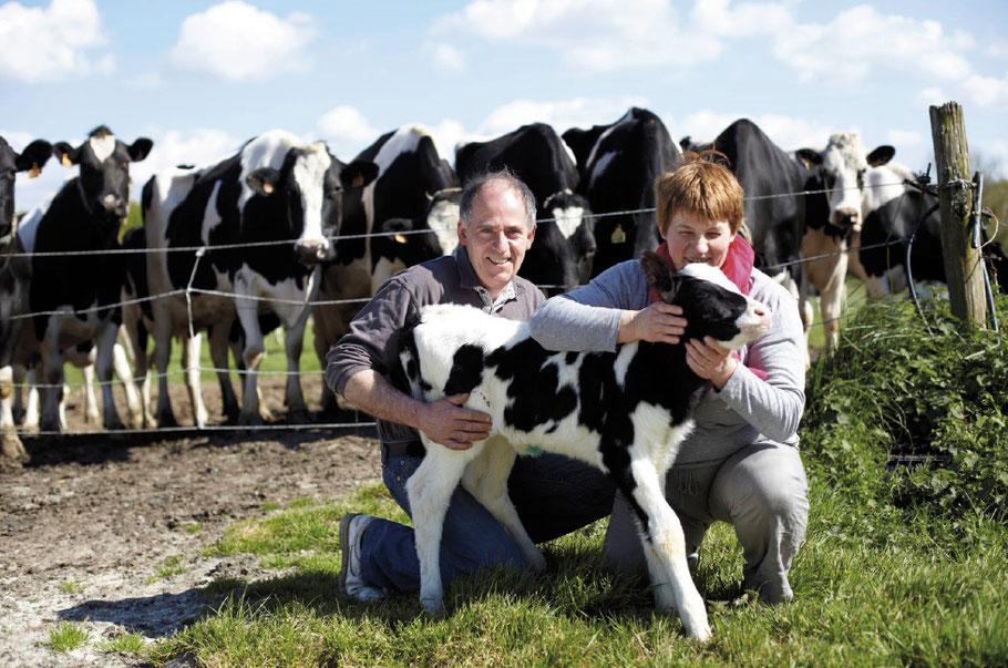La ferme de Restédern, une histoire familiale
