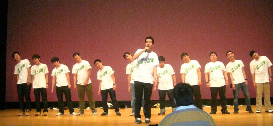 瀬谷区市民フォーラム「ひとつぶの雨」いかりやさんの熱唱 これまでで最高のデキでした!