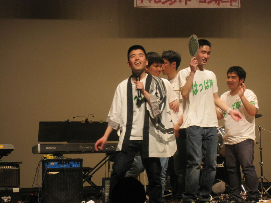 寛平さん、今日の「境川恋太郎音頭」は、間違いなくこれまでで最高の出来でした!気持ちが入っていましたね!