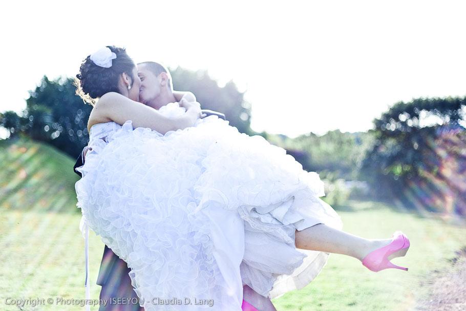vejoVocês Fotografia de casamento nacional e internacional. Fotógrafa Claudia D. Lang da Suiça.