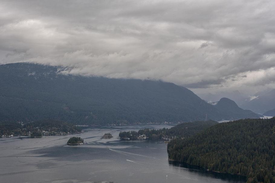 Kanada, Vancouver, Wald, Natur, Landschaftfotografie, der Beste Fotograf, Martin Matok, Nebel, Rüsselsheim am Main, Hessen, Fotografie, Fluss, Regen