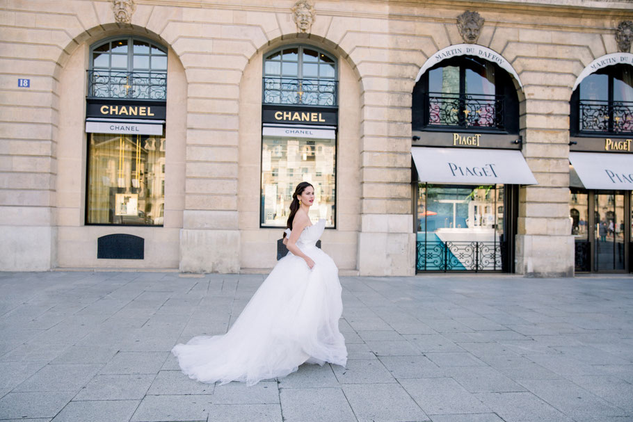 elopement in Paris - parisian wedding planner
