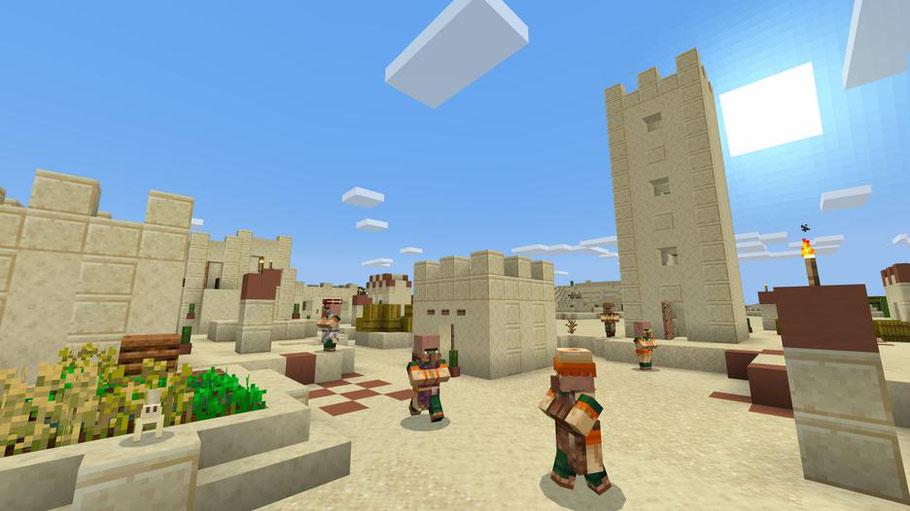 Minecraft Test