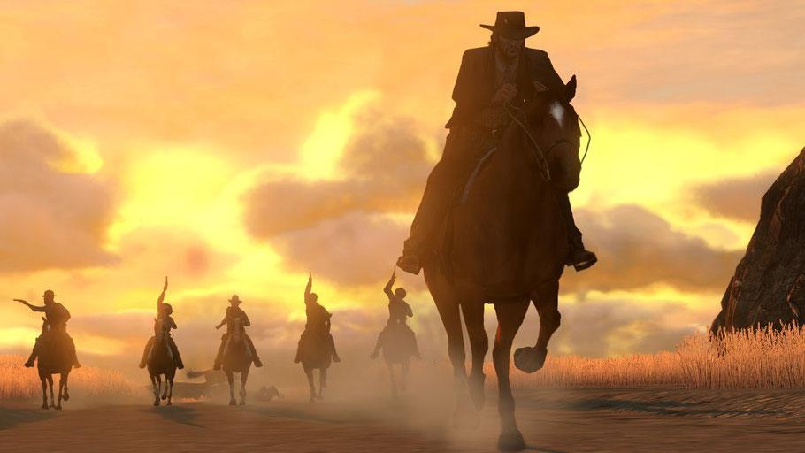 Beste Xbox 360 Spiele - Red Dead Redemption