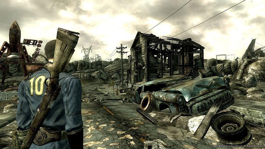 Beste Xbox 360 Spiele - Fallout 3