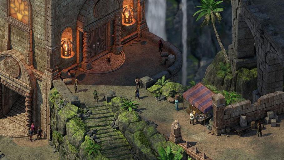 Pillars of Eternity 2: Deadfire Test - Der Umfang