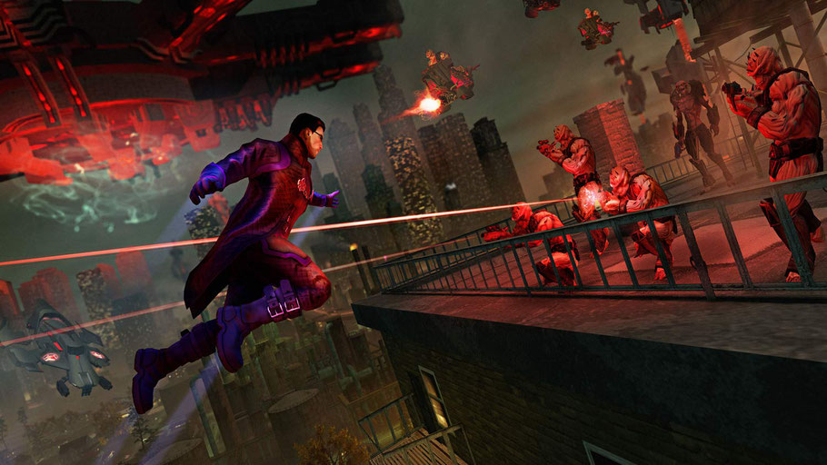 Saints Row 4 Re-Elected Test