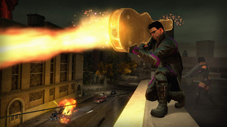 Saints Row 4 Re-Elected: Fazit