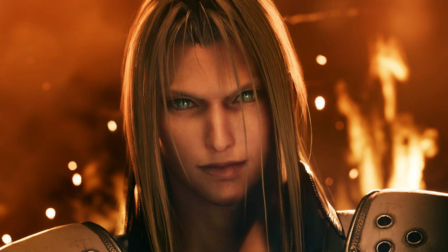 Final Fantasy 7 Remake: Sephiroth
