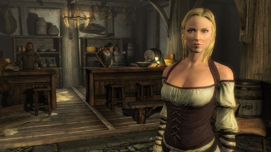 Beste PS3 Spiele - The Elder Scrolls V: Skyrim