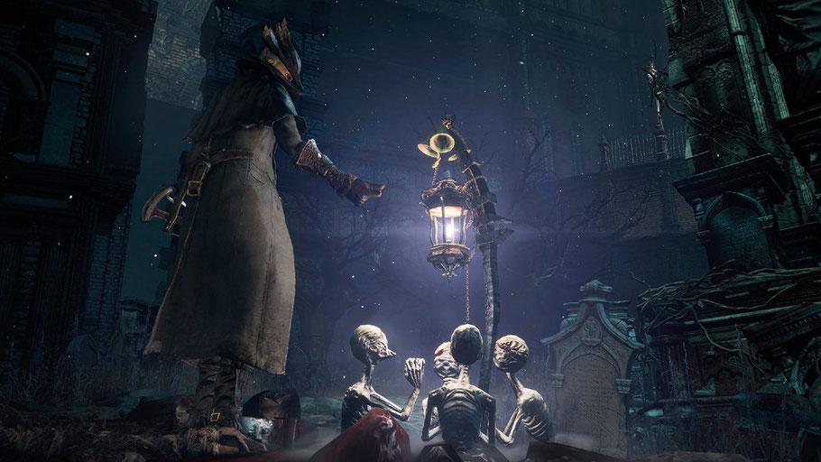 Beste PS4-Spiele - Bloodborne