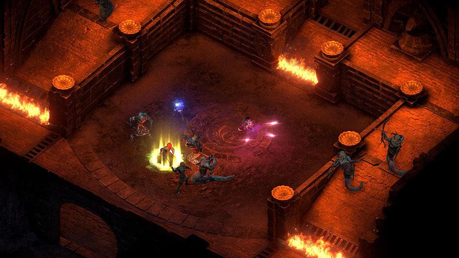 Pillars of Eternity 2: Deadfire Test - Das Gameplay