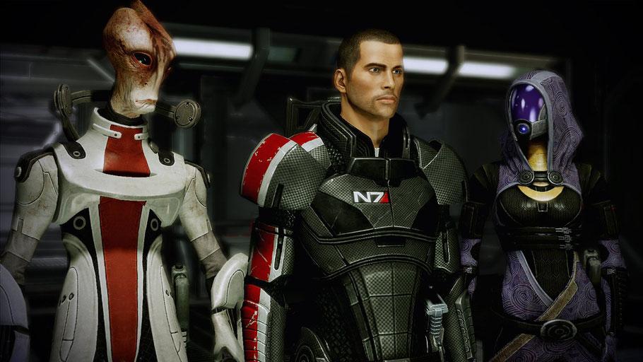 Beste PS3 Spiele - Mass Effect 2