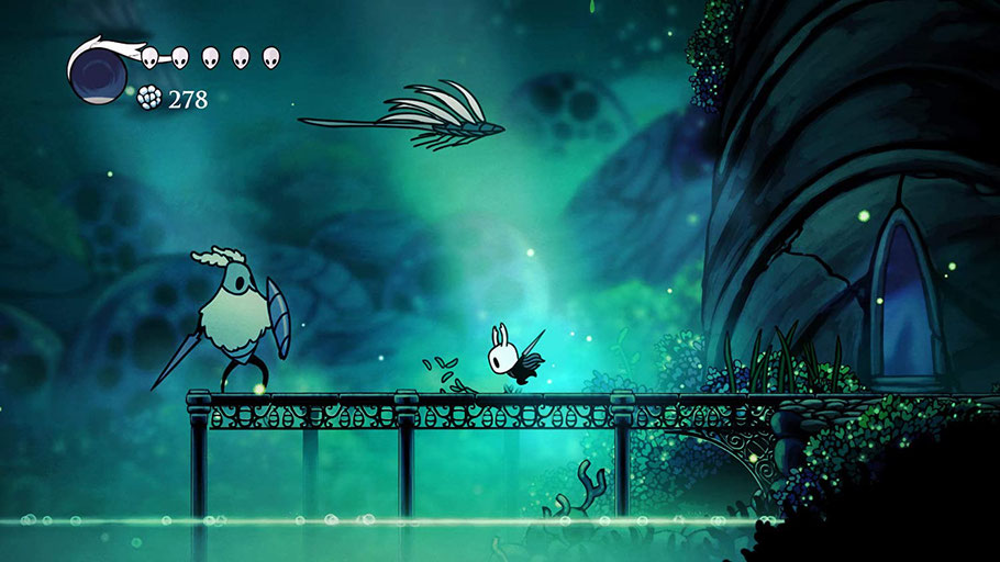 Beste Nintendo Switch Spiele: Hollow Knight