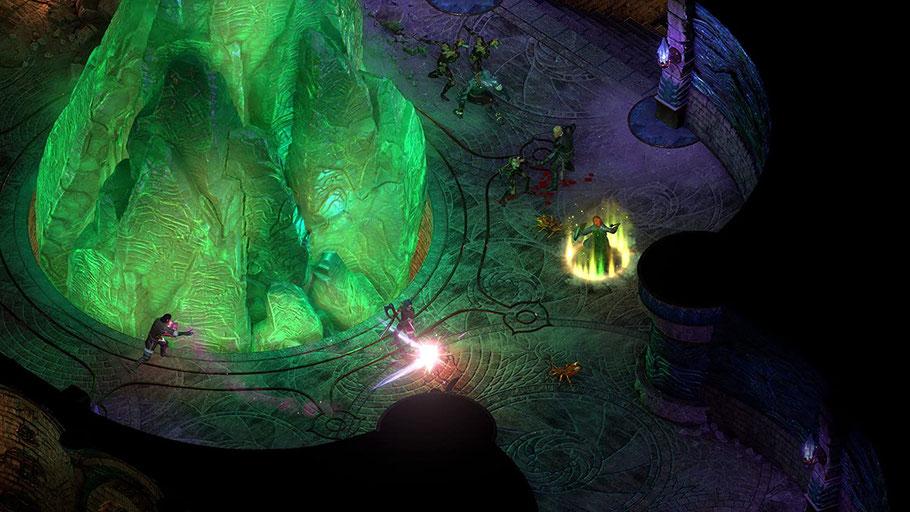 Pillars of Eternity 2: Deadfire Test - Die Story
