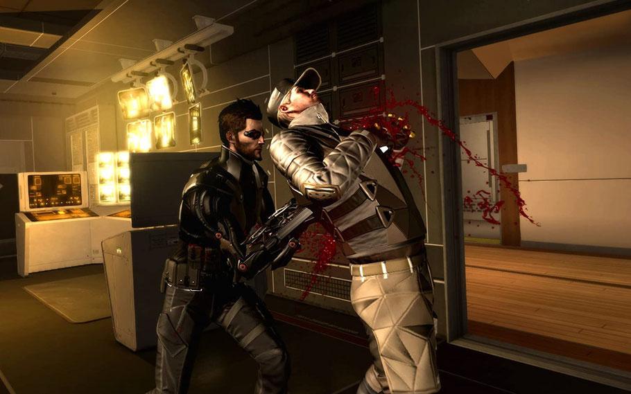 Beste Xbox 360 Spiele - Deus Ex: Human Revolution