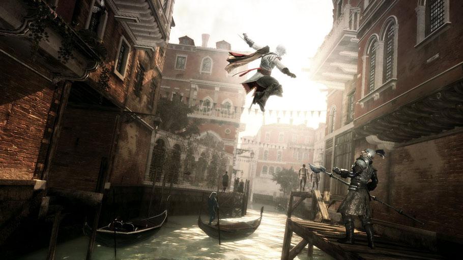 Beste PS3 Spiele - Assassin's Creed II