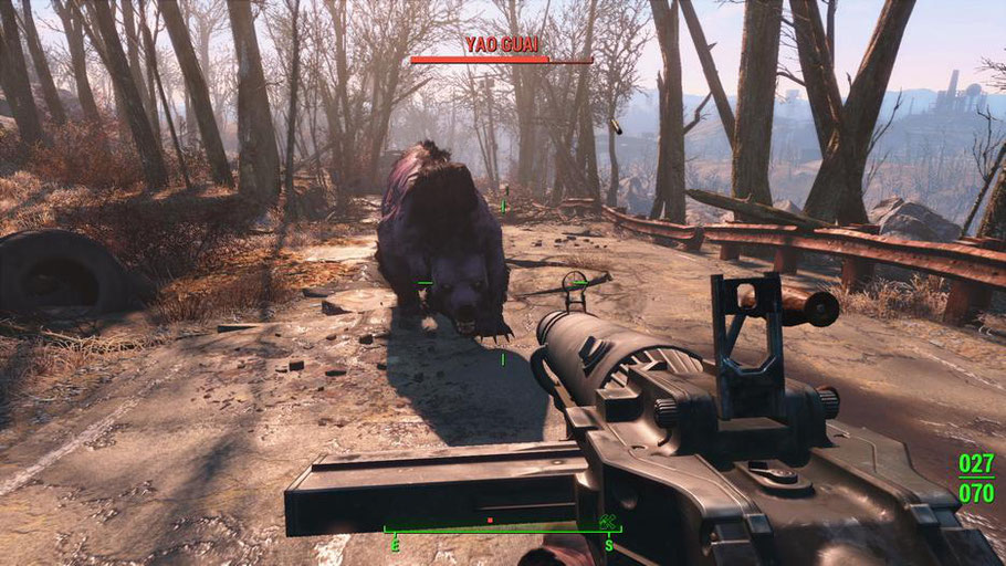 Fallout 4 Test: Das Gameplay