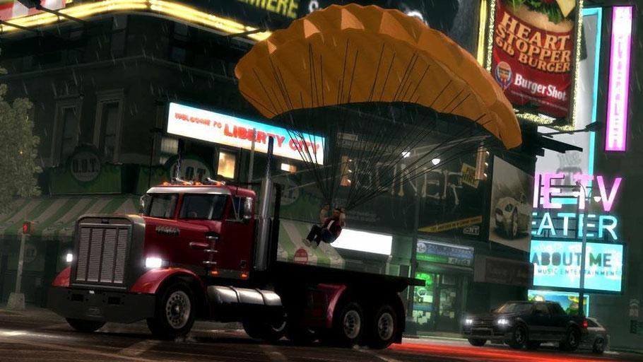 Beste Xbox 360 Spiele - Grand Theft Auto IV