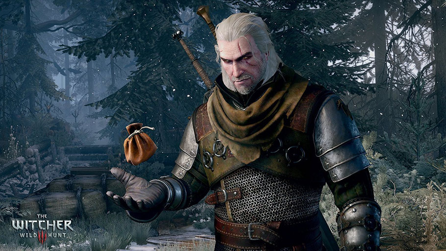 Beste PS4-Spiele - The Witcher 3: Wild Hunt