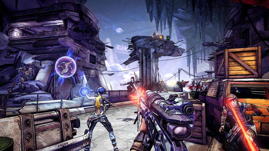 Beste PS3 Spiele - Borderlands 2