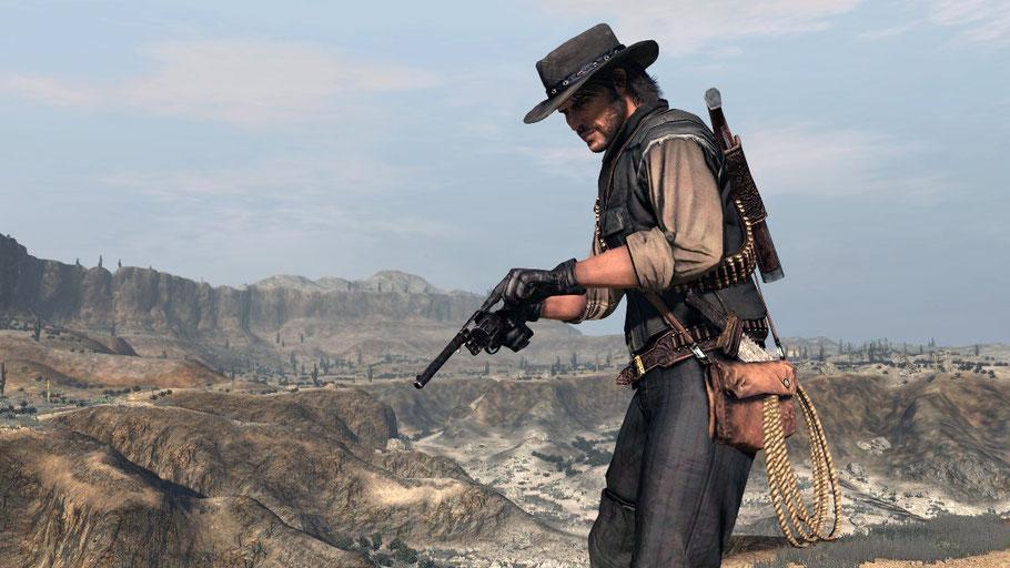 Beste PS3 Spiele - Red Dead Redemption