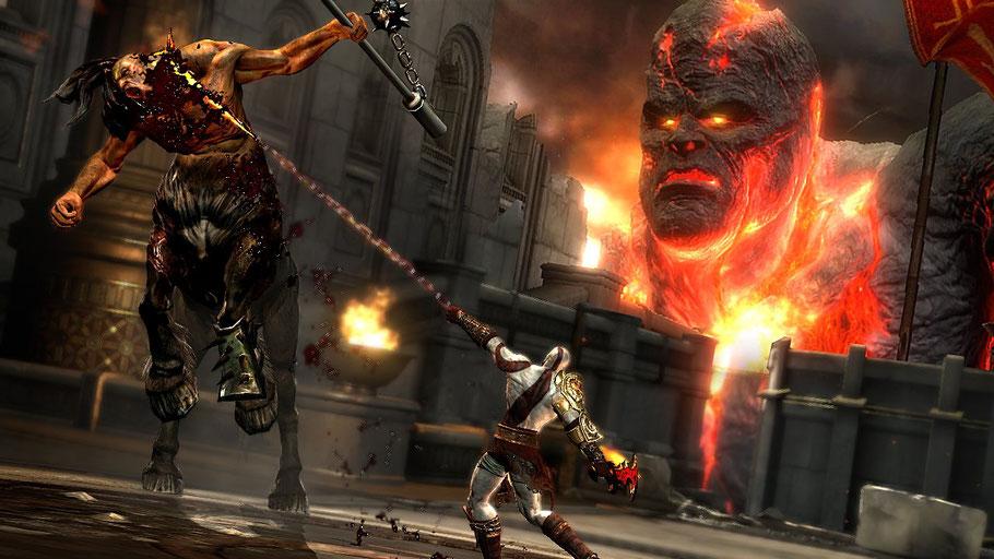 Beste PS3 Spiele - God of War 3