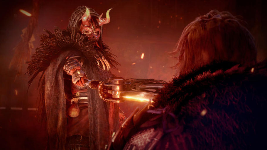 Nioh 2 Test: Das Gameplay