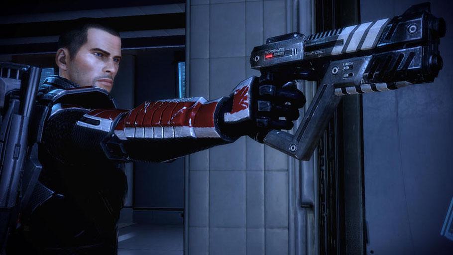 Beste Xbox 360 Spiele - Mass Effect 2