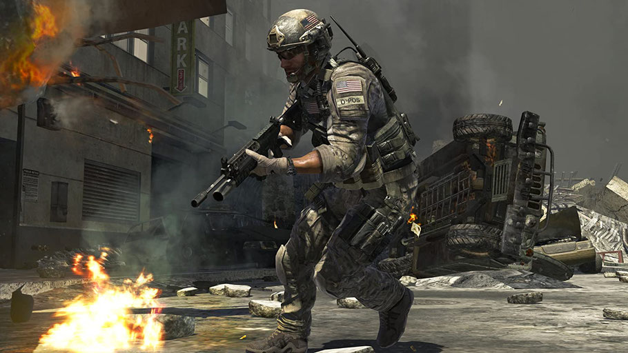 Beste Xbox 360 Spiele - Call of Duty: Modern Warfare 3