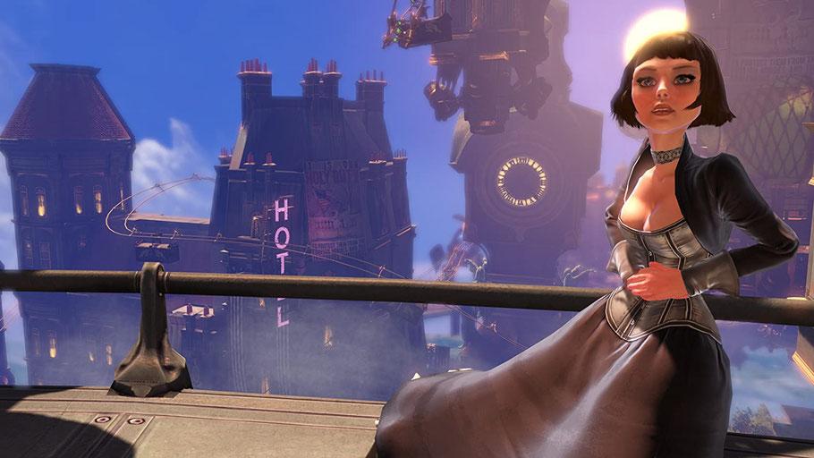 Beste PS3 Spiele - BioShock Infinite