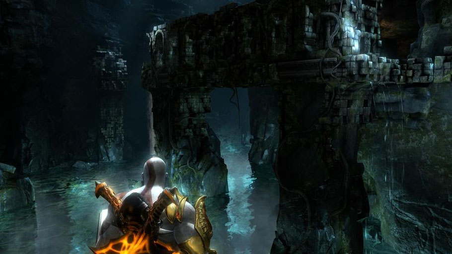 God of War 3 Test: Die Grafik