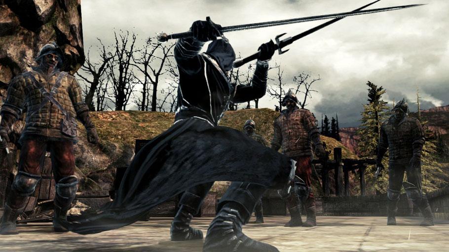 Beste PS3 Spiele - Dark Souls II