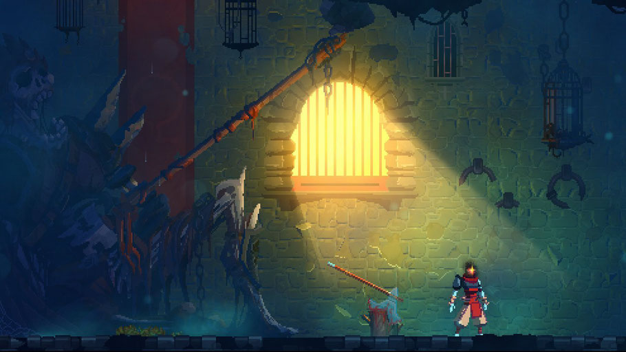 Beste Nintendo Switch Spiele: Dead Cells