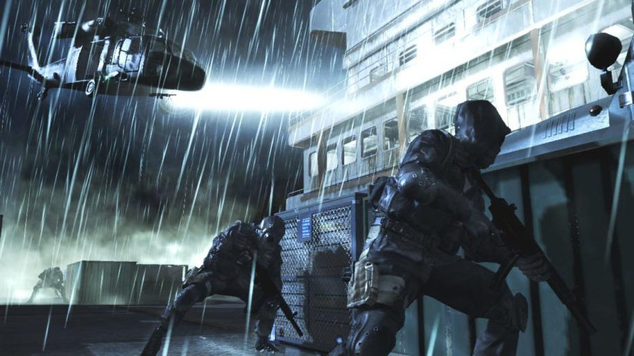 Beste Xbox 360 Spiele - Call of Duty 4: Modern Warfare