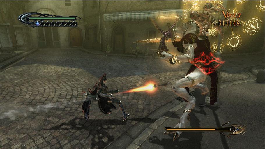Beste Xbox 360 Spiele - Bayonetta