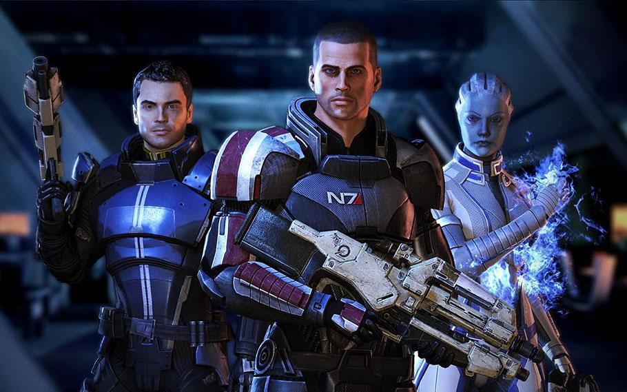 Beste PS3 Spiele - Mass Effect 3