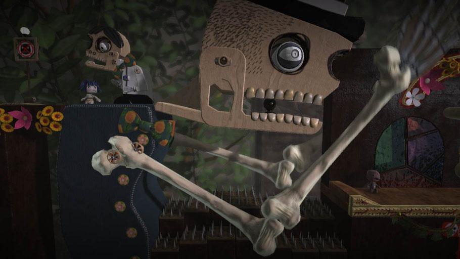 Beste PS3 Spiele - LittleBigPlanet