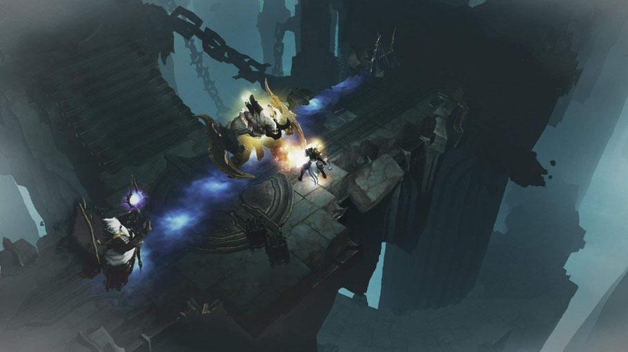 Diablo 3 Test: Die Story